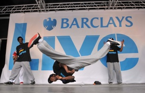 Barclays Live Event - Smash Broz